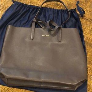 Cole Haan Brown Tote Bag